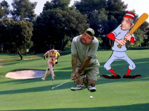 Loading Speedy Golfcat
