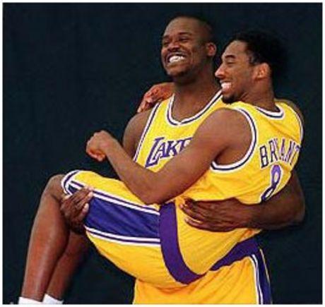 Legendarne slike NBA lige Shaq2