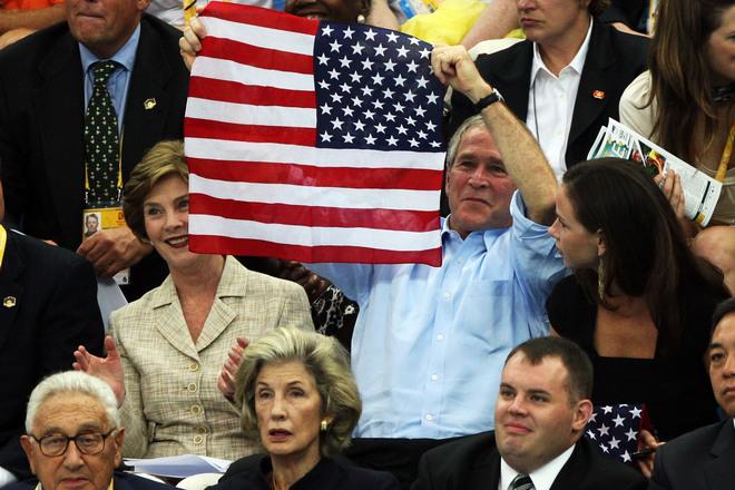 stopped congress democrats 2006 bush imho bush reflection disaster obama