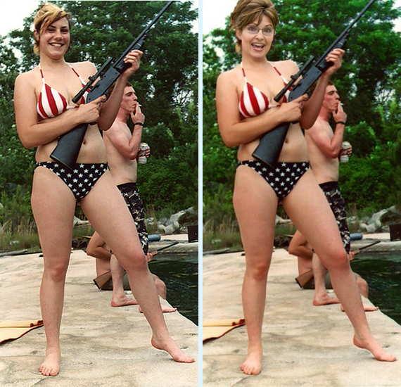 Loading Fake Palin