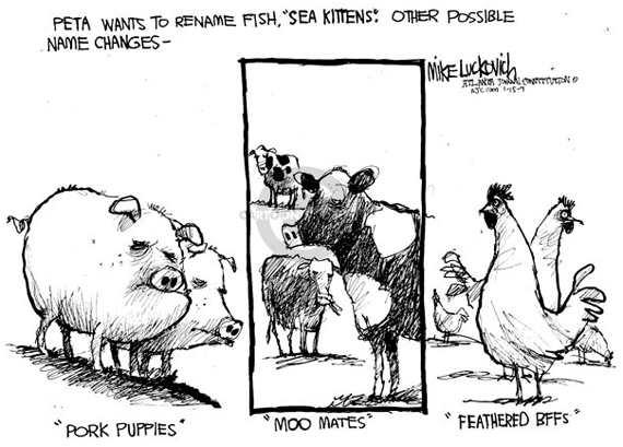 Loading PETA Pals