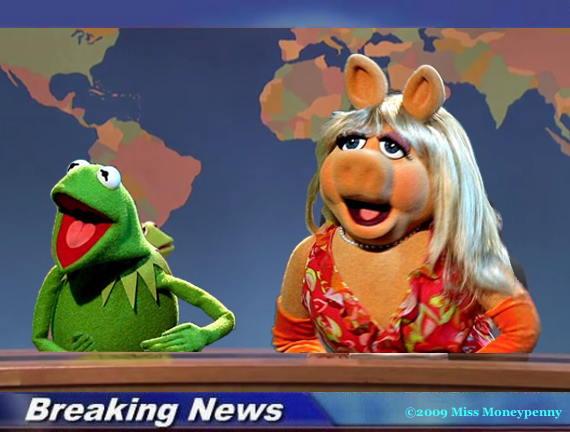 Loading Muppet News