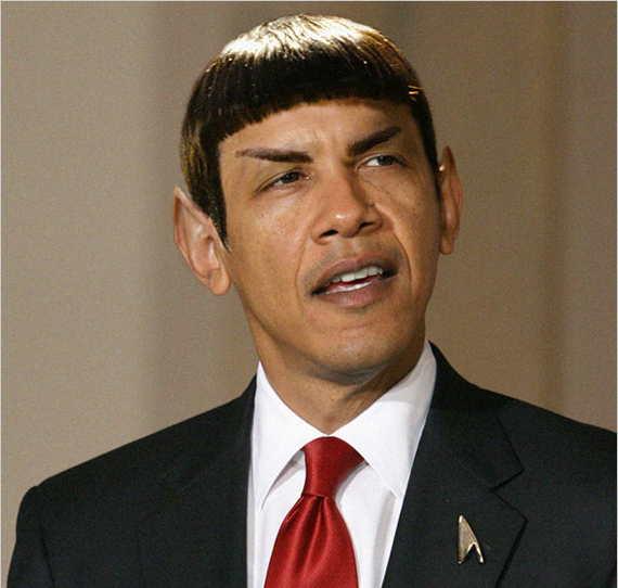 Loading Mr. Barack Spock