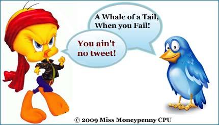 Tweety Bird Fu