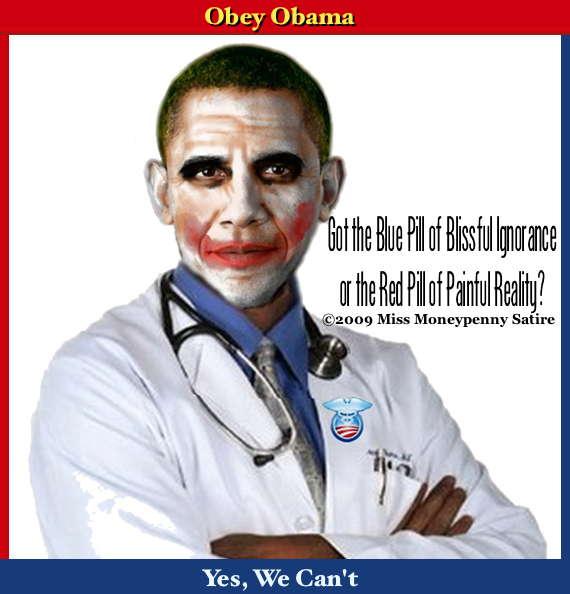 Loading Barack Hussein Obama M.D. (Mandatory Death?)
