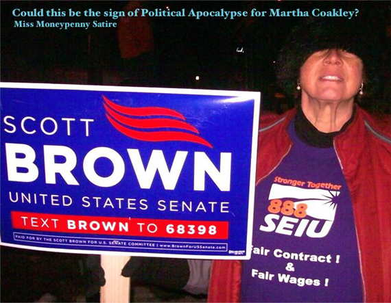 Loading SEIU 4 Scott Brown?