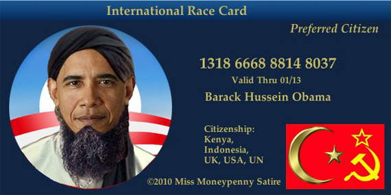 Loading Obama's Race Card