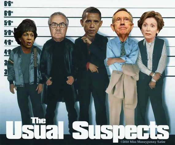 Loading the Usual Suspects
