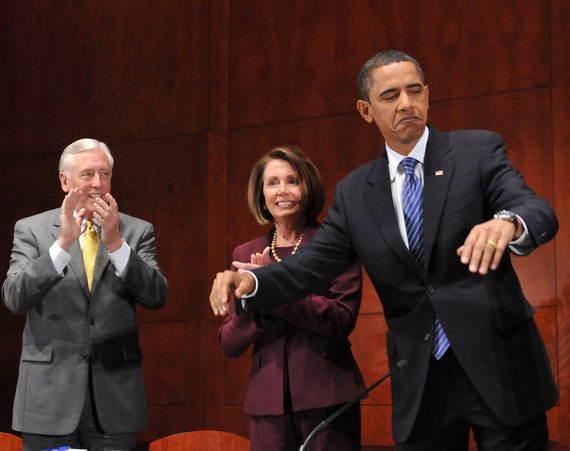Loading Count Obama