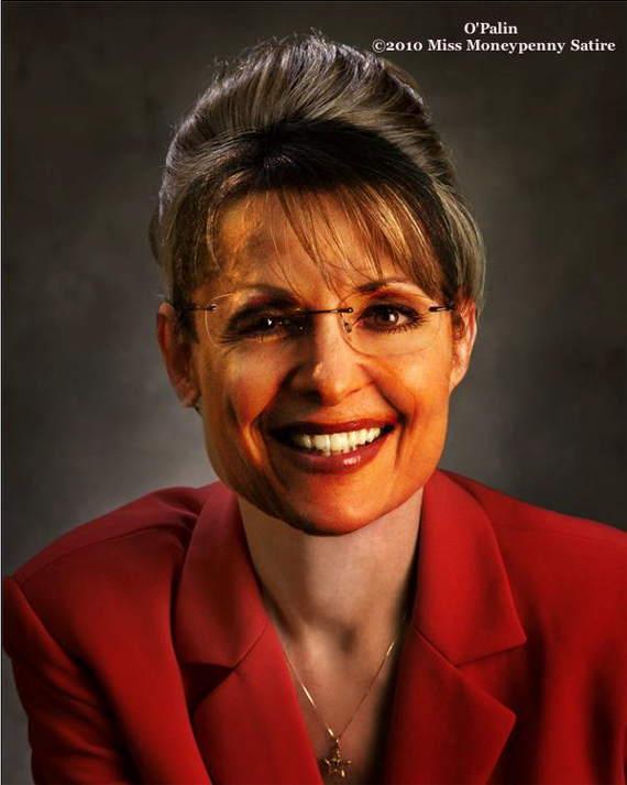 Loading Sarah O'Palin