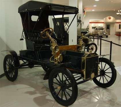 Loading 1907 Model R