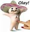 Loading Olay