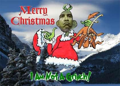 Loading Obama Grinch