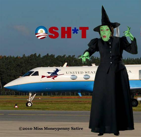 Loading Air Pelosi
