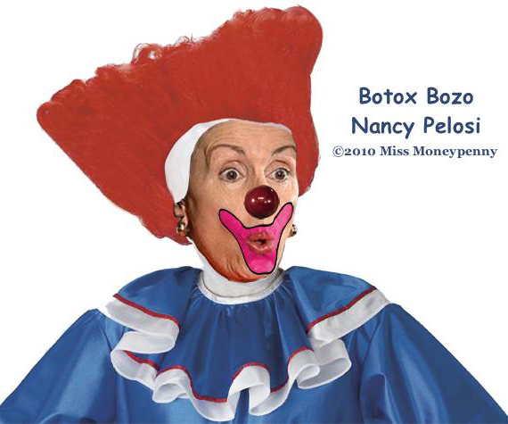 Loading Botox Bozo