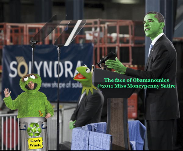 Loading Solyndra is the Face of Obamanomics