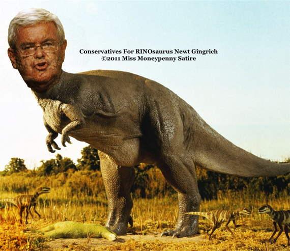 Loading RINOsaurus Newt Gingrich