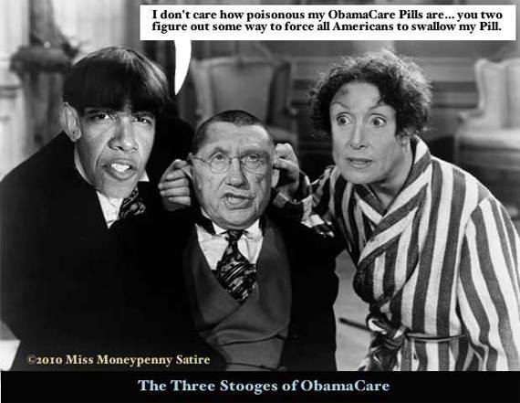 Loading Obamacare Stooges