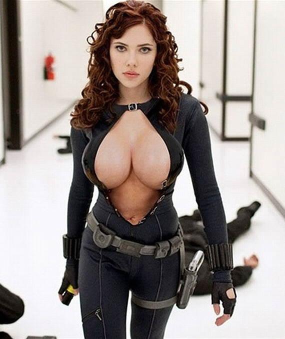 Loading Scarlett Busted
