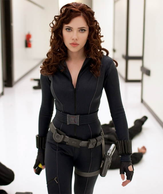 Loading Scarlett Widow