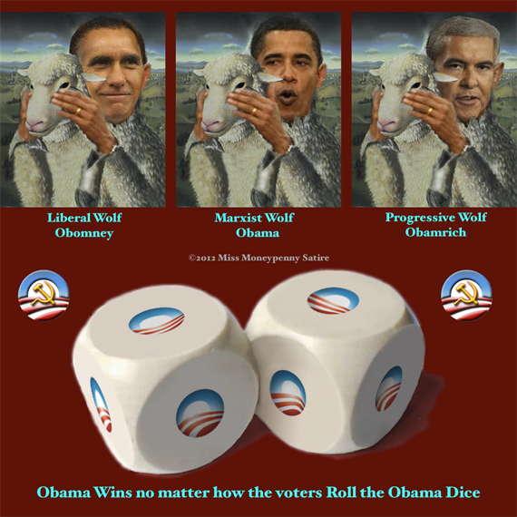 Loading Obama Dice