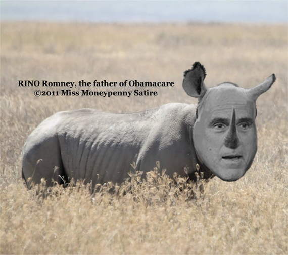 Loading RINO Romney