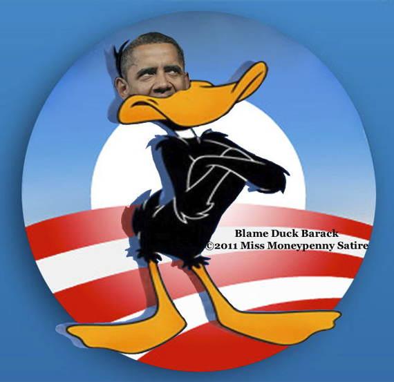 Loading Blame Duck