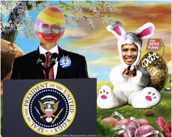 Loading Barack Bunny