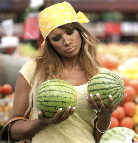 Loading Traci's 36D Melons