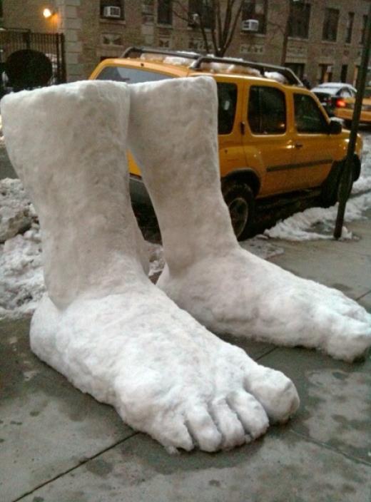 Loading Two Feet