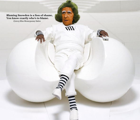 Loading John Oompa Kerry