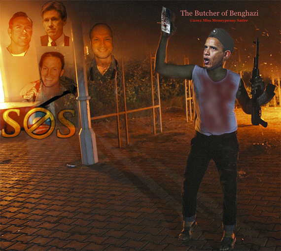 Loading Benghazi Butcher
