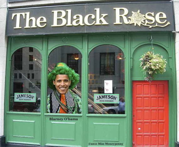 Loading Blarney Obama