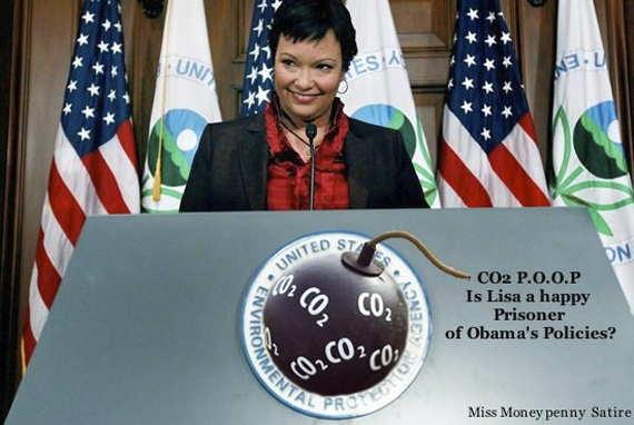 Loading CO2 Poop