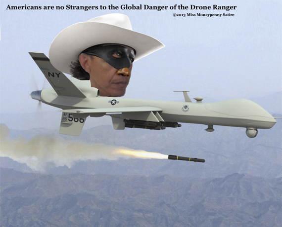 Loading Drone Ranger