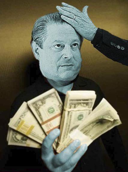 Loading Gore's Cash