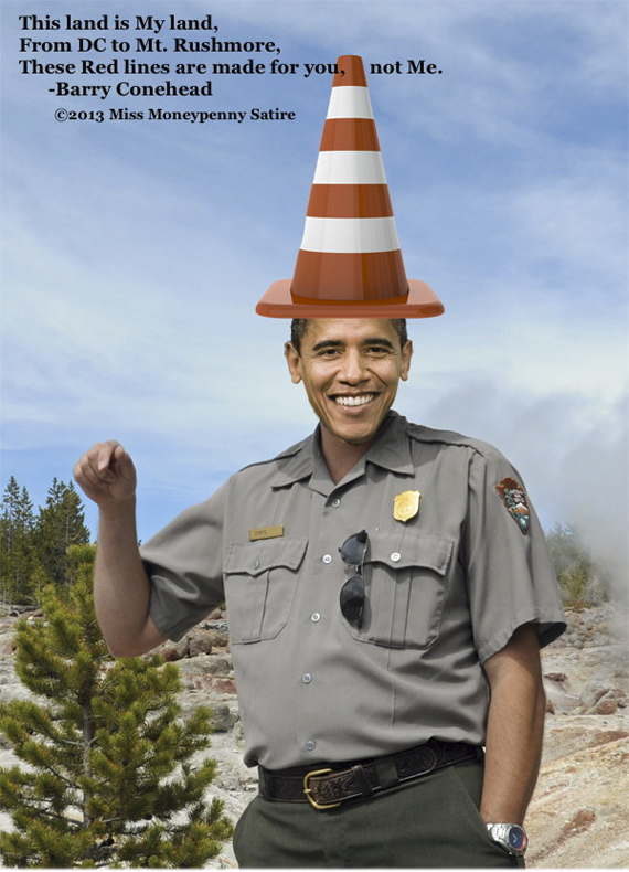 Loading Barry Conehead